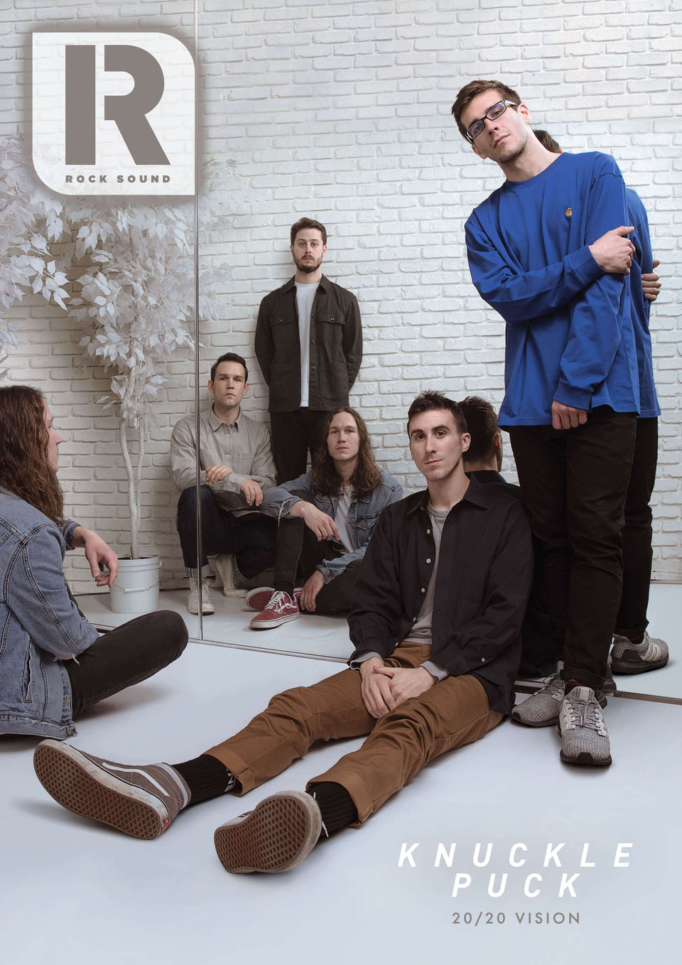Rock Sound Issue 265 - Knuckle Puck - Rock Sound Shop