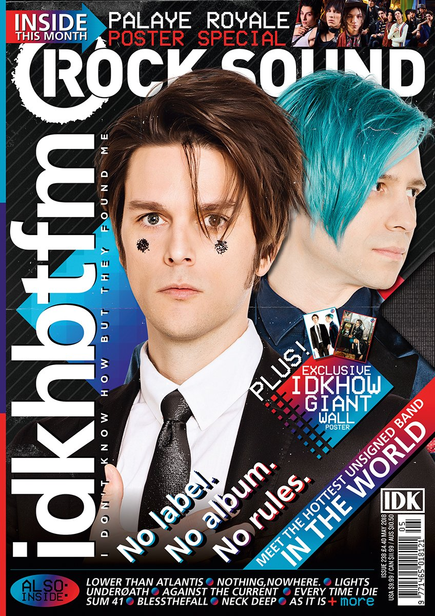 Rock Sound Issue 238.1 - IDKHBTFM
