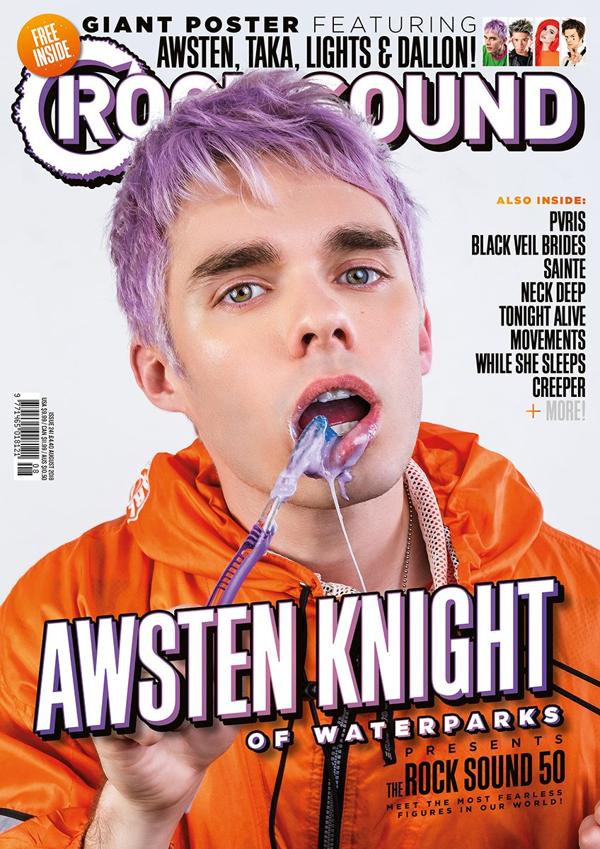 Rock Sound Issue 241 - Rock Sound 50