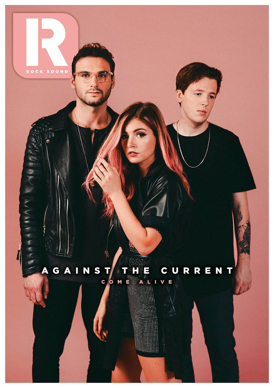 Rock Sound Issue 245 - Against The Current