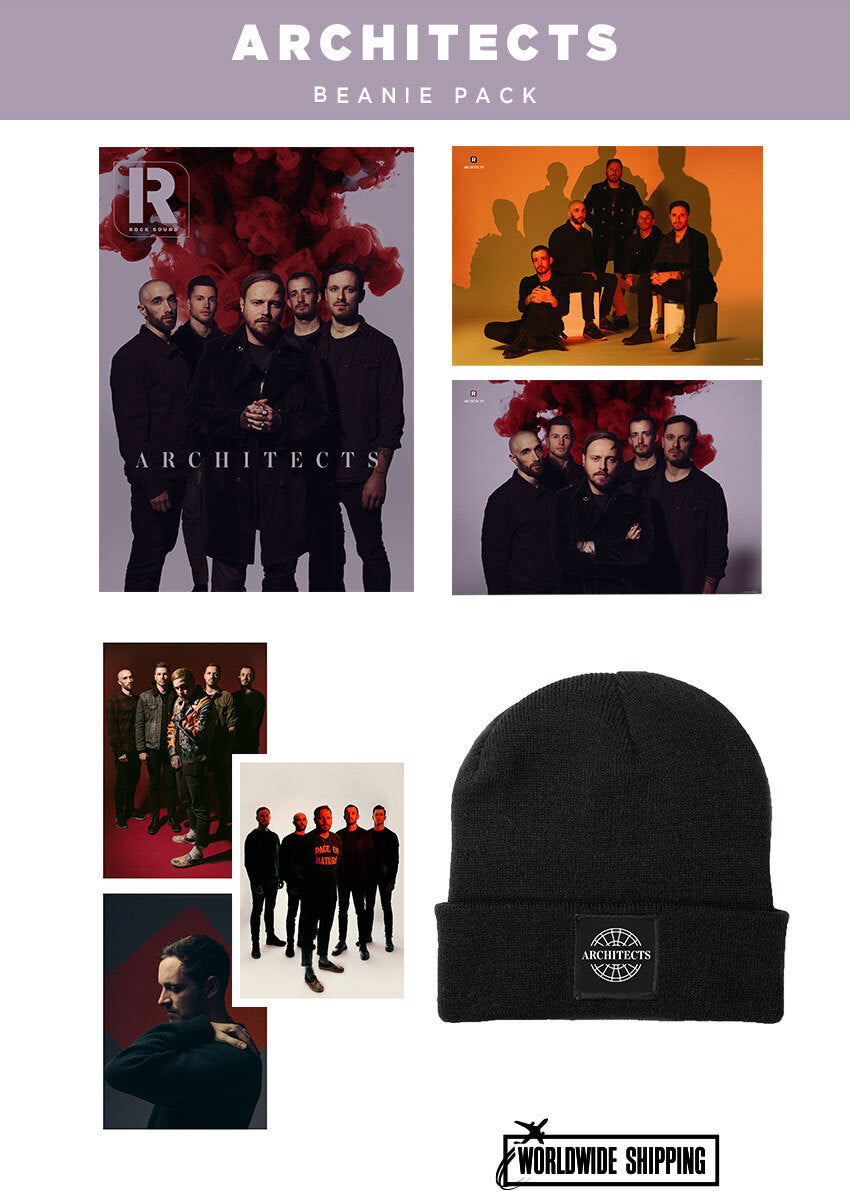 Rock Sound Issue 274.2 – Architects Beanie Pack