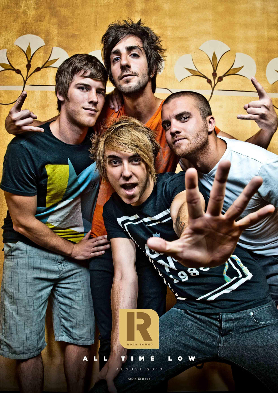 Rock Sound Issue 250.4 - All Time Low - Rock Sound Shop