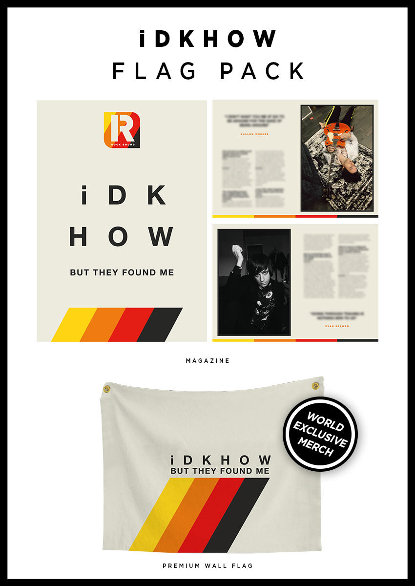 iDKHOW - Magazine & Flag Pack