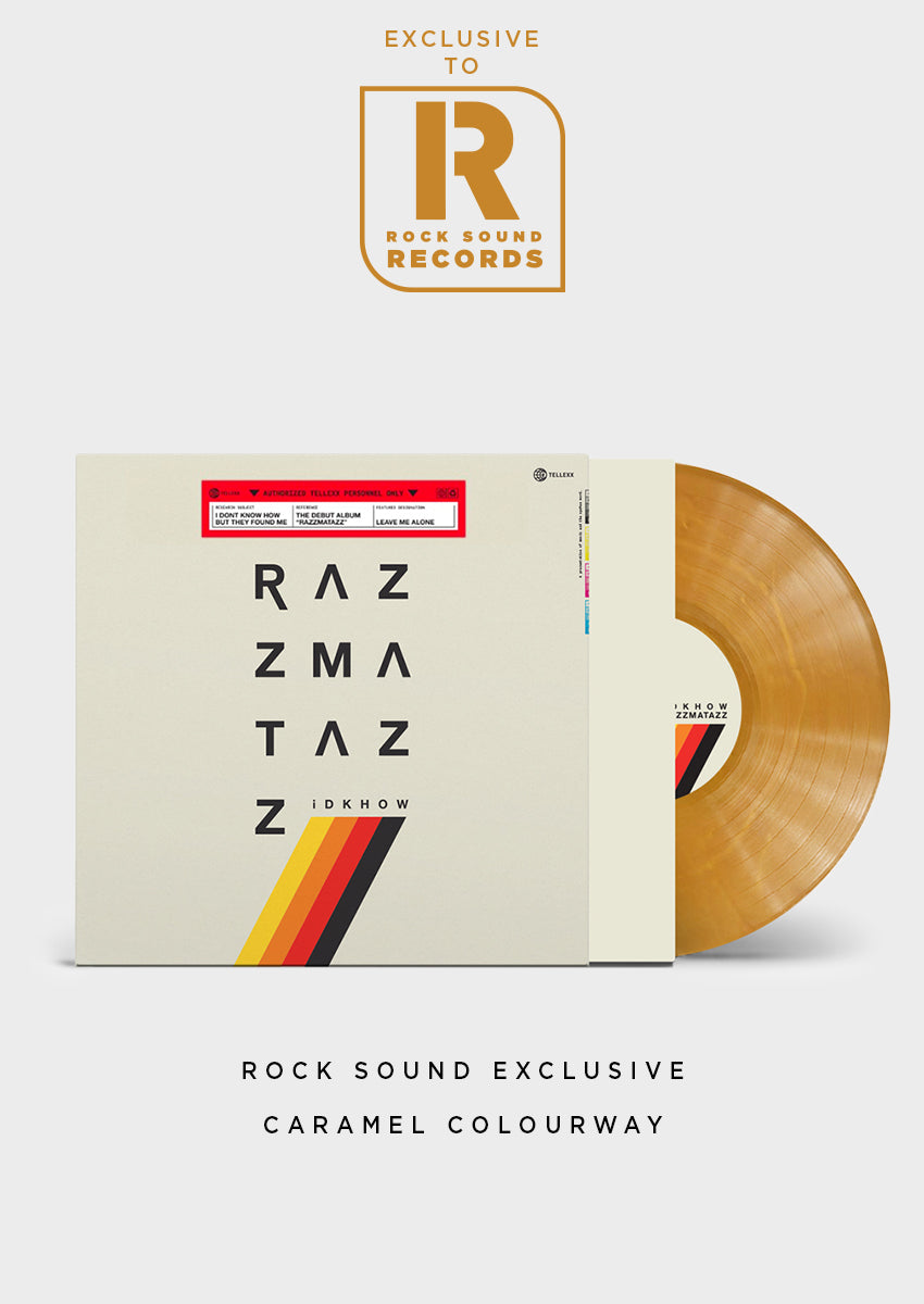 iDKHOW Razzmatazz Magazine & Flag Fan Pack