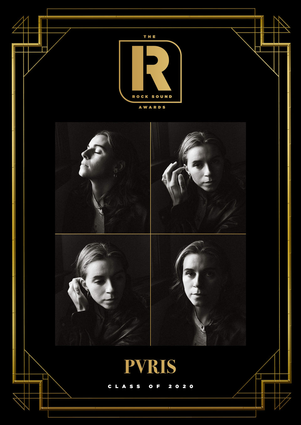Rock Sound Awards 273.1 - PVRIS