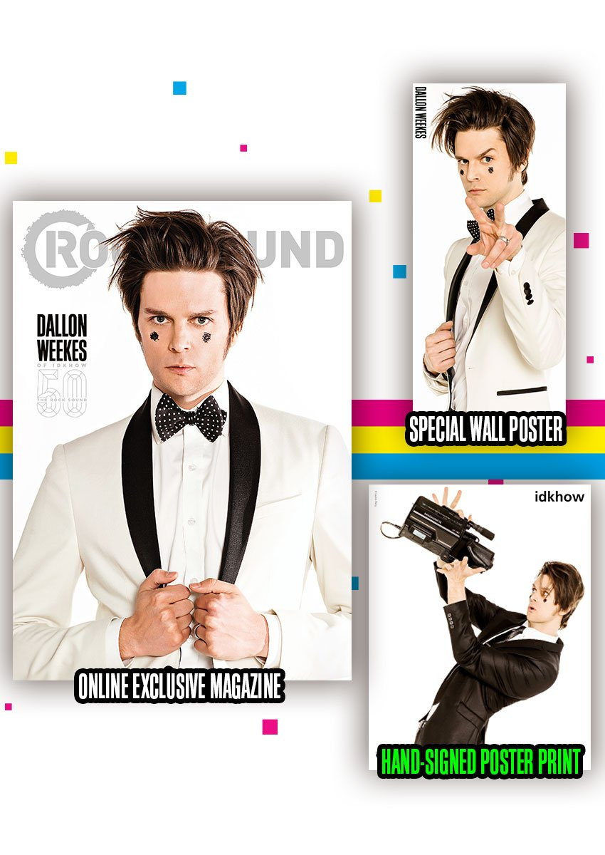 Rock Sound Issue 241.5 - Dallon Magazine + Signed Poster Print