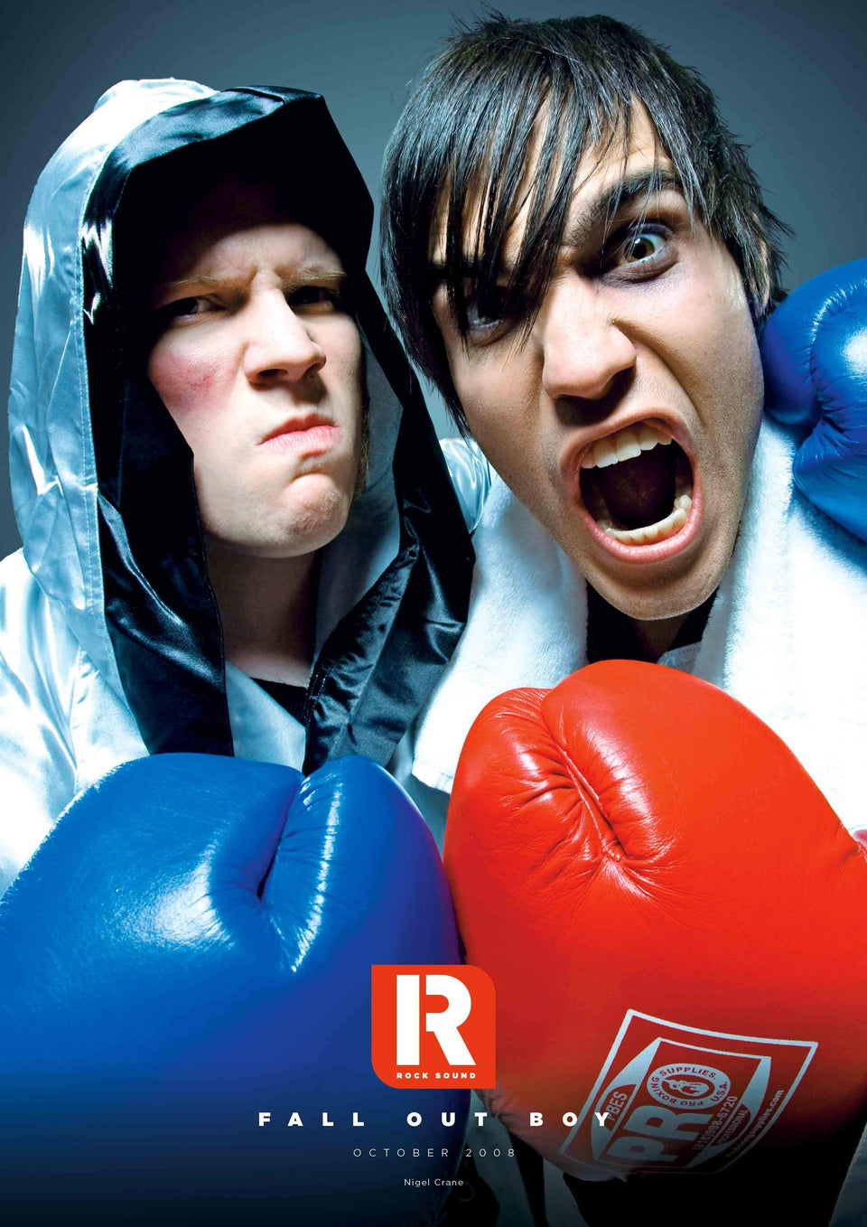 Rock Sound Issue 250.7 - Fall Out Boy