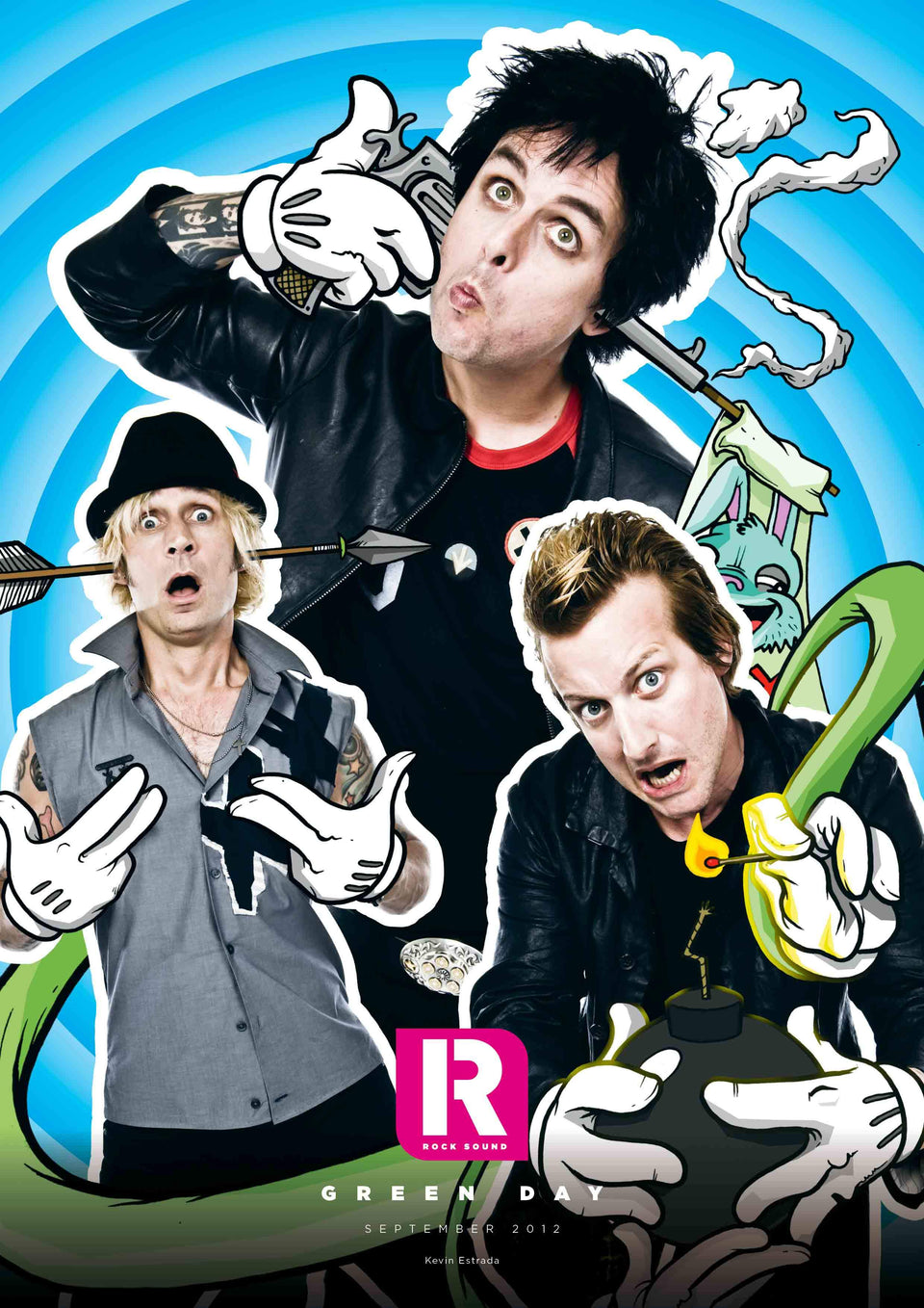 Rock Sound Issue 250.1 - Green Day
