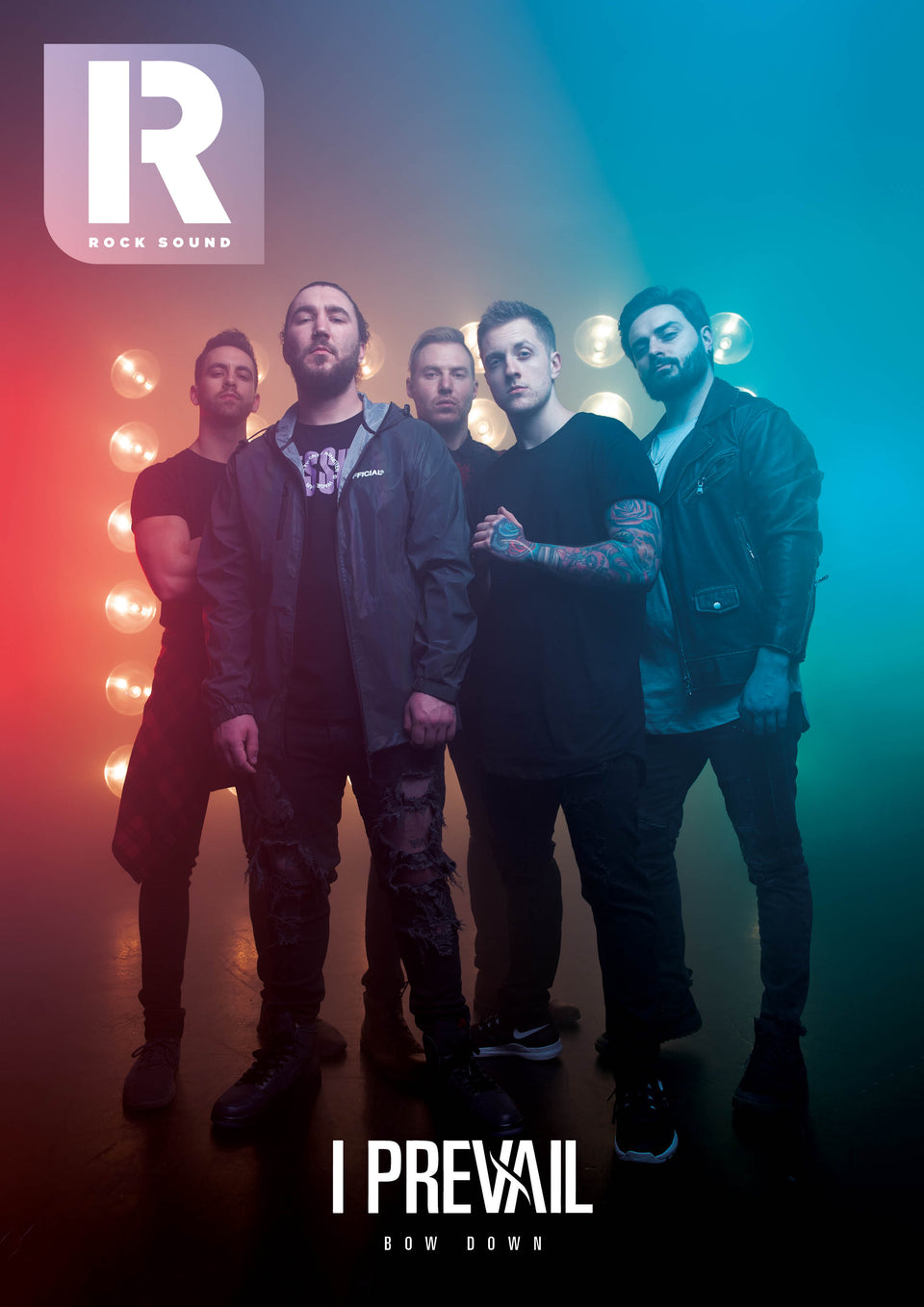 Rock Sound Issue 264 - I Prevail - Rock Sound Shop