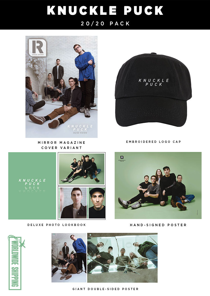 Rock Sound Issue 265.2 - Knuckle Puck 20/20 Pack - Rock Sound Shop