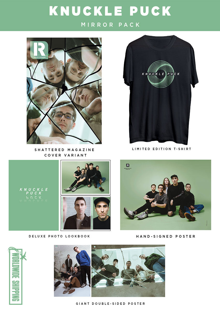 Rock Sound Issue 265.3 - Knuckle Puck Mirror Pack - Rock Sound Shop