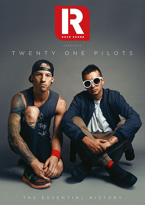 Rock Sound Presents: Twenty One Pilots - The Essential History - Rock Sound Shop