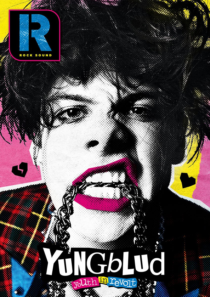 Rock Sound Issue 248 - Yungblud As a new year begins, so emerges a new global superstar. Join us as we welcome Yungblud to his first EVER magazine cover, anywhere in the world!