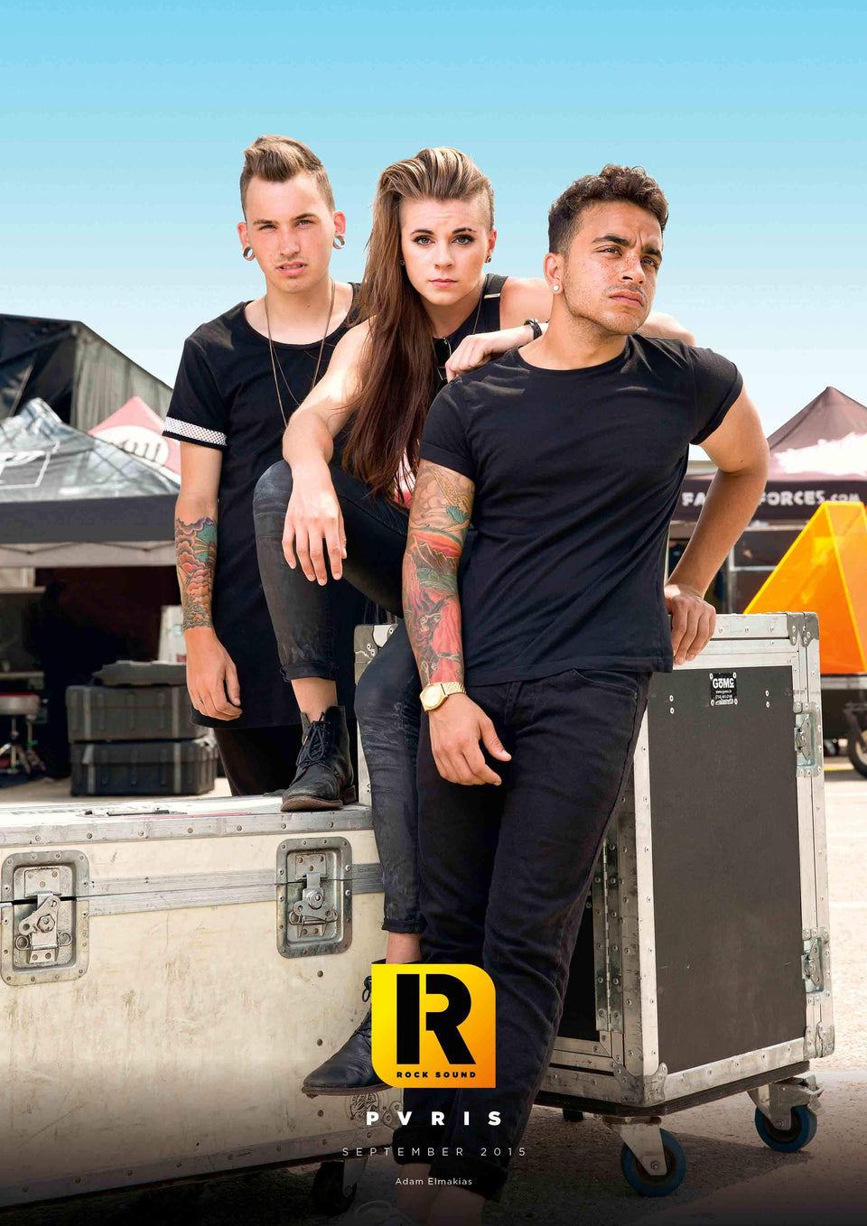 Rock Sound Issue 250.5 - PVRIS
