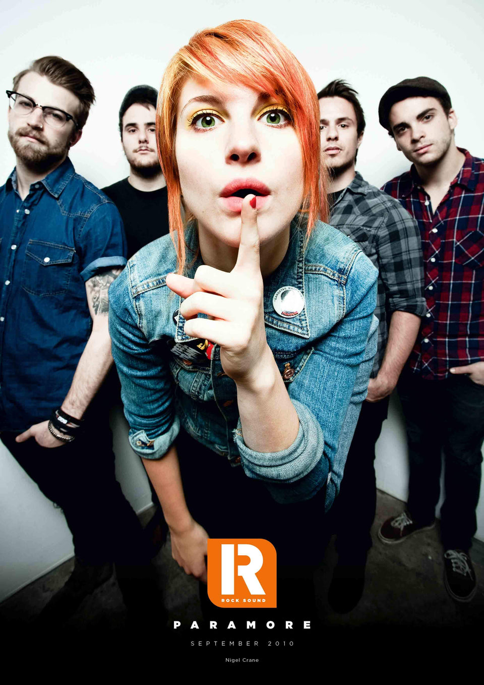 Rock Sound Issue 250.8 - Paramore