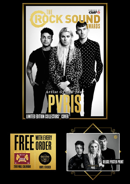 Rock Sound Awards 234.8 - PVRIS