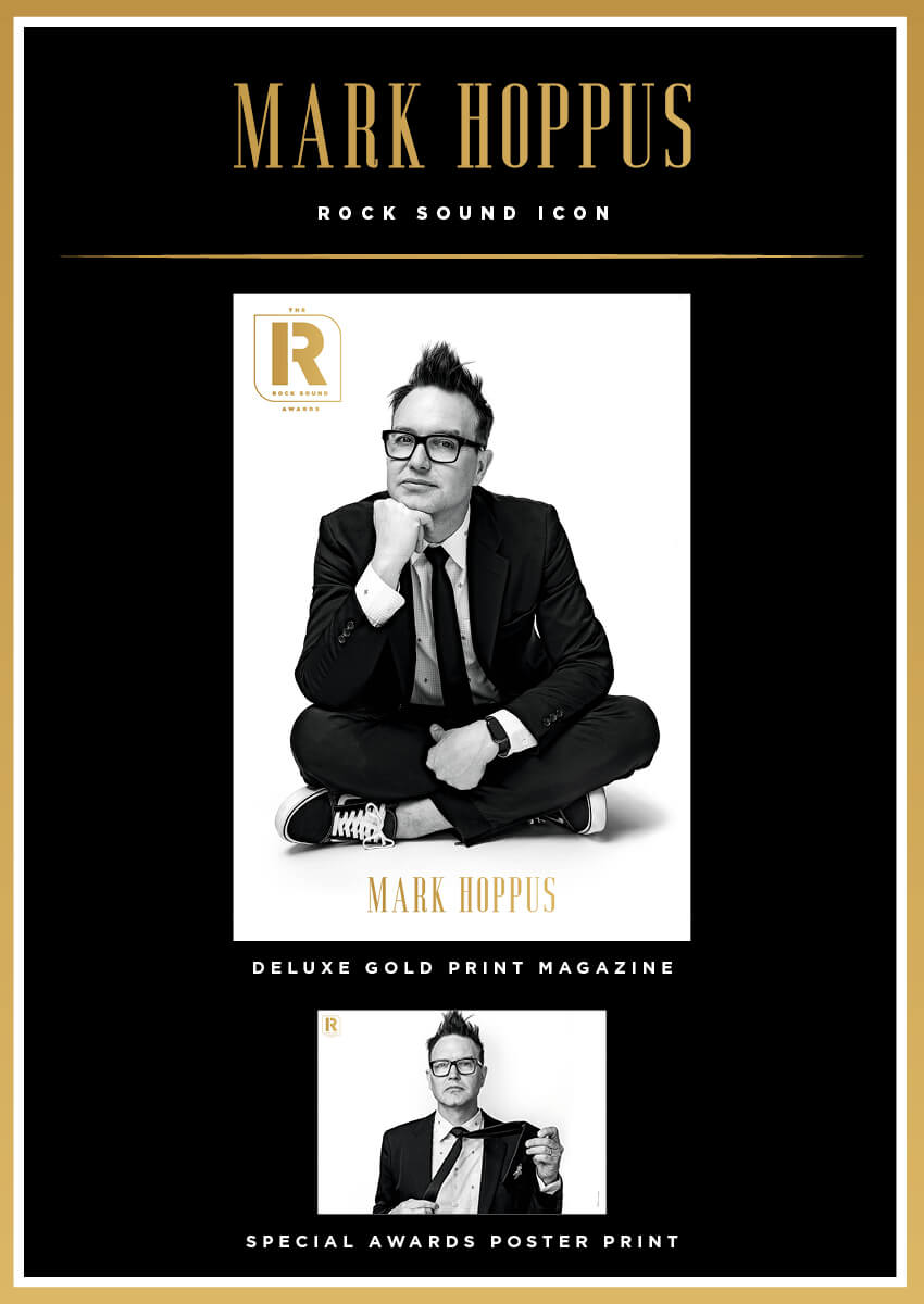 Rock Sound Awards 260.10 - Mark Hoppus - Rock Sound Shop