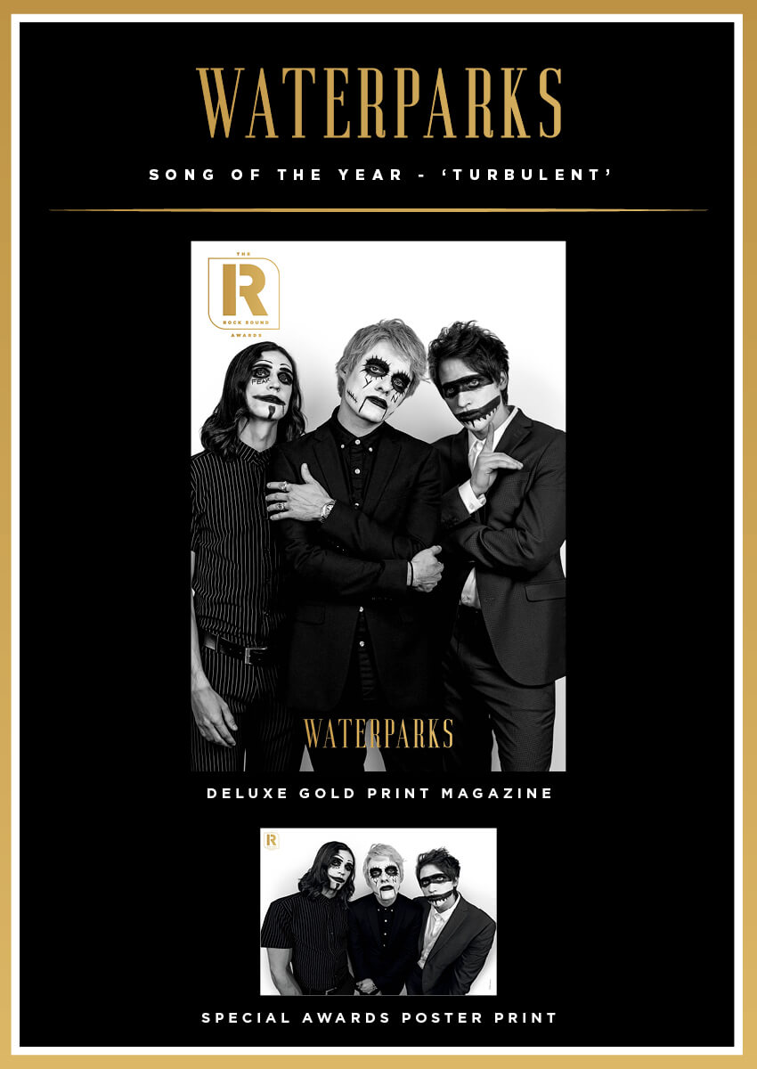 Rock Sound Awards 260.6 - Waterparks - Rock Sound Shop