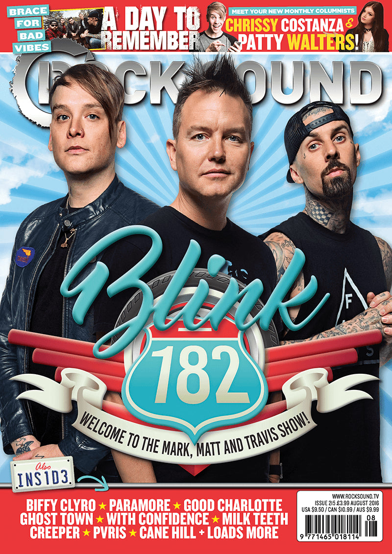 Rock Sound Issue 219 - Green Day