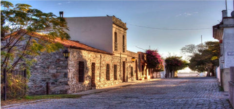 Colonia de Sacramento Travesia + City Tour
