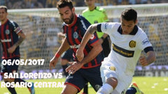San Lorenzo Vs Rosario Central