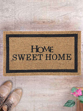 Load image into Gallery viewer, SWHF Premium Coir and Rubber Quirky Design Door and Floor Mat : Home Sweet Home - SWHF