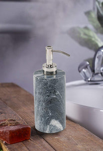 Chic Home Marble Liquid Soap Dispensers-Black - SWHF