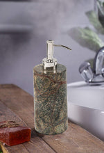 Load image into Gallery viewer, Chic Home Marble Liquid Soap Dispensers-Green - SWHF