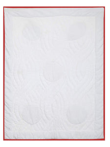 Chic Home Premium Cotton Softest Baby Blanket Quilt 04-10 Years (Sports) - SWHF
