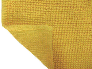SWHF Jumbo Loop Bath Mat: Yellow - SWHF