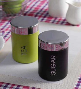 SWHF Sugar and Tea Storage Containers - SWHF