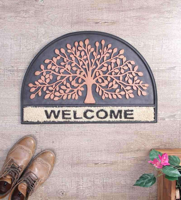 SWHF Rubber Door Mat: Tree of Life - SWHF