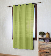 Load image into Gallery viewer, SWHF Wave Curtain (Green) 7 FT X 4.5 FT