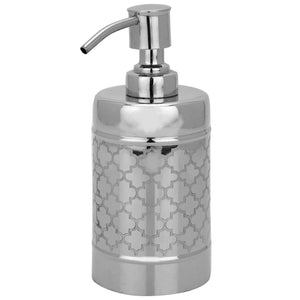 SWHF Soap Pump: Etched Design - SWHF