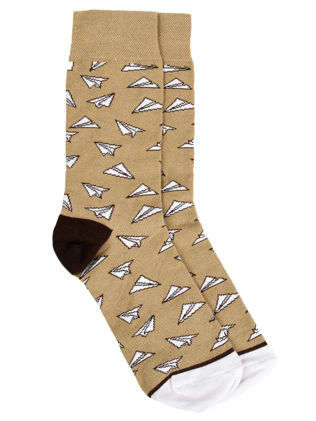 SWHF Organic Cotton Unisex Designer Socks Set (Crew Length, Palm Tree-1)