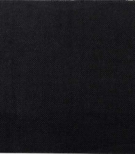 Load image into Gallery viewer, SWHF Cotton Solid Rug: 18 X 30 Inch (Black)