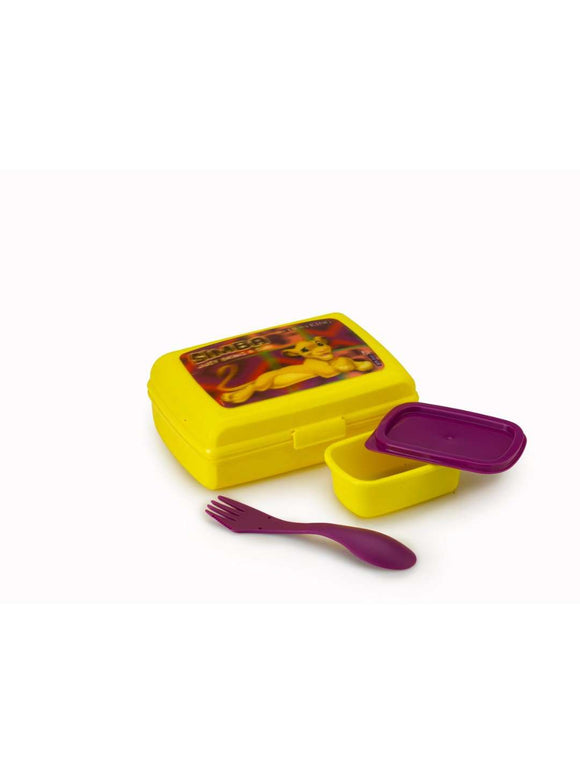 Gluman 3D Disney Lunch Box: Simba, The Lion King - SWHF