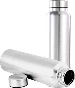 SWHF Stainless Steel Water Bottle Set 1 Litre ( Pack of 2 ) - SWHF