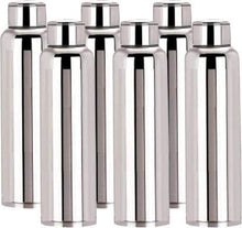 Load image into Gallery viewer, SWHF Stainless Steel Water Bottle Set 1 Litre ( Pack of 6 ) - SWHF