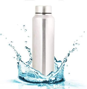 SWHF Stainless Steel Water Bottle Set 1 Litre ( Pack of 6 ) - SWHF