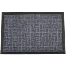 Load image into Gallery viewer, SWHF Premium PP and Rubber Door and Floor Mat : Virgin Rubber and Extremely Durable : Grey Criscross - SWHF