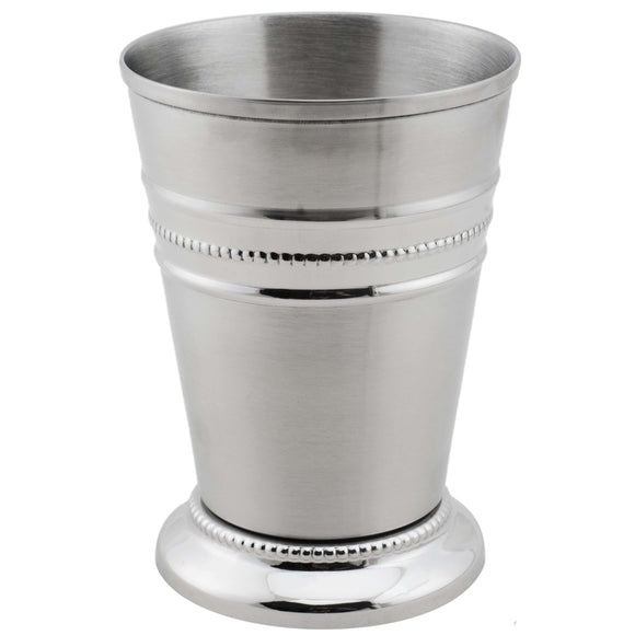 SWHF High Grade Stainless Steel Beeded  Multi Purpose Tumbler and Tooth Brush Holder - SWHF