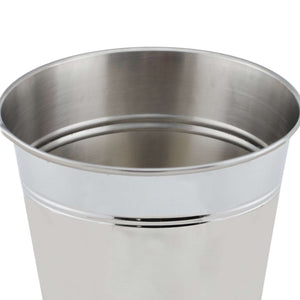 SWHF High Grade Stainless Steel Dust Bin and Waste Bin - SWHF