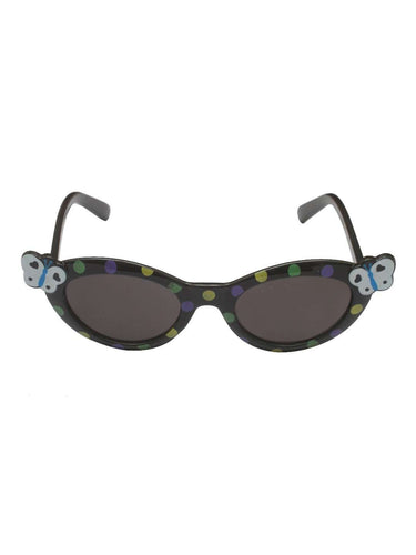 Stol'n Kids Black Butterfly Cat Eye Sunglasses - SWHF