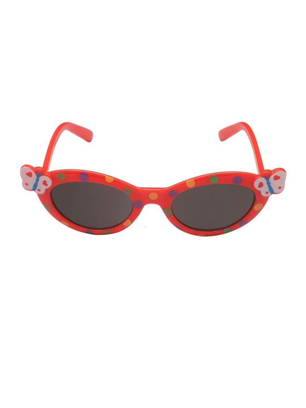 Stol'n Kids Red Butterfly Cat Eye Sunglasses - SWHF