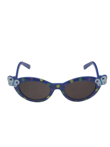 Stol'n Kids Blue Butterfly Cat Eye Sunglasses - SWHF