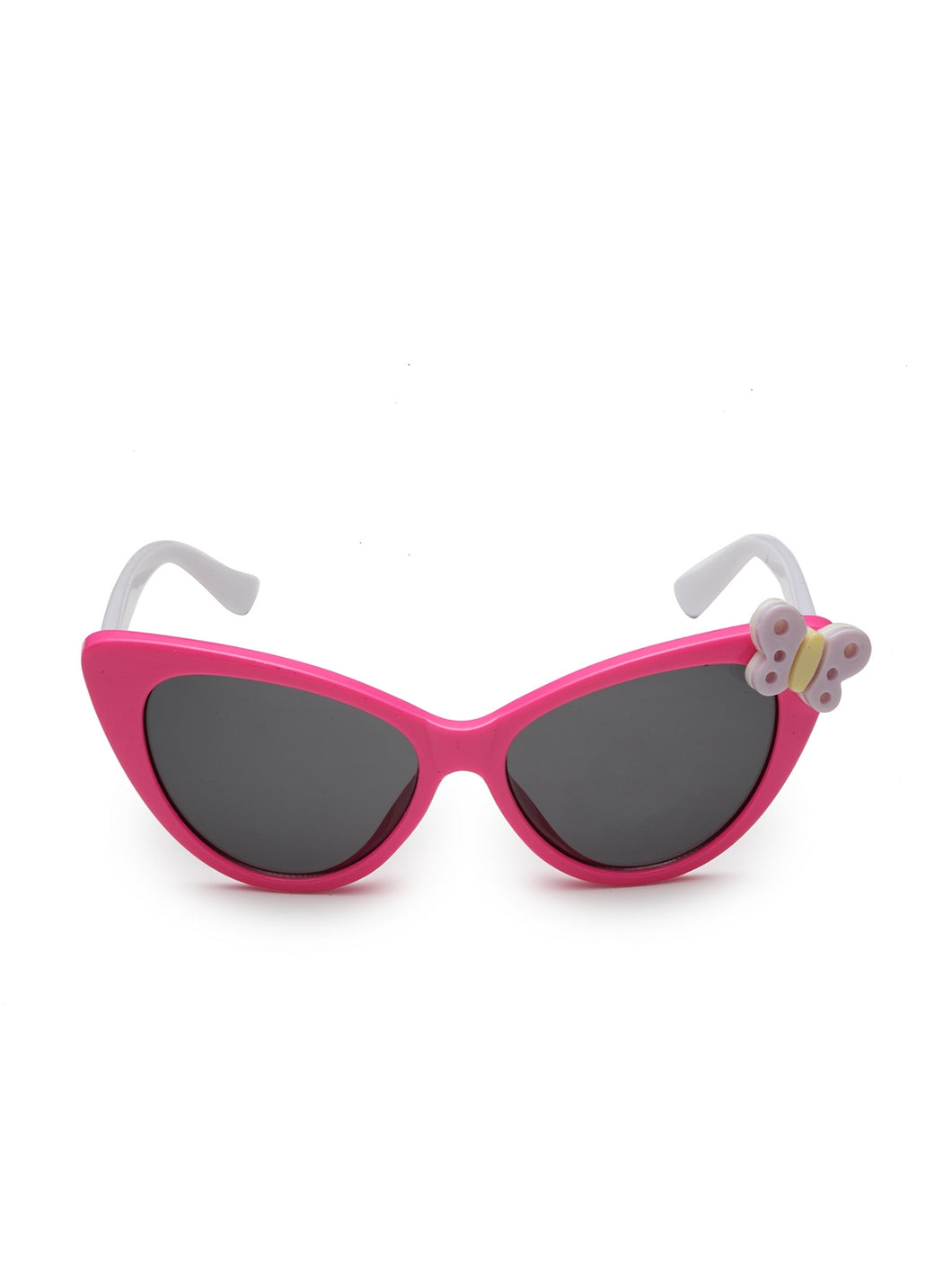 Stol'n Premium Attractive Fashionable UV-Protected Cat Eye Sunglasses  - Pink