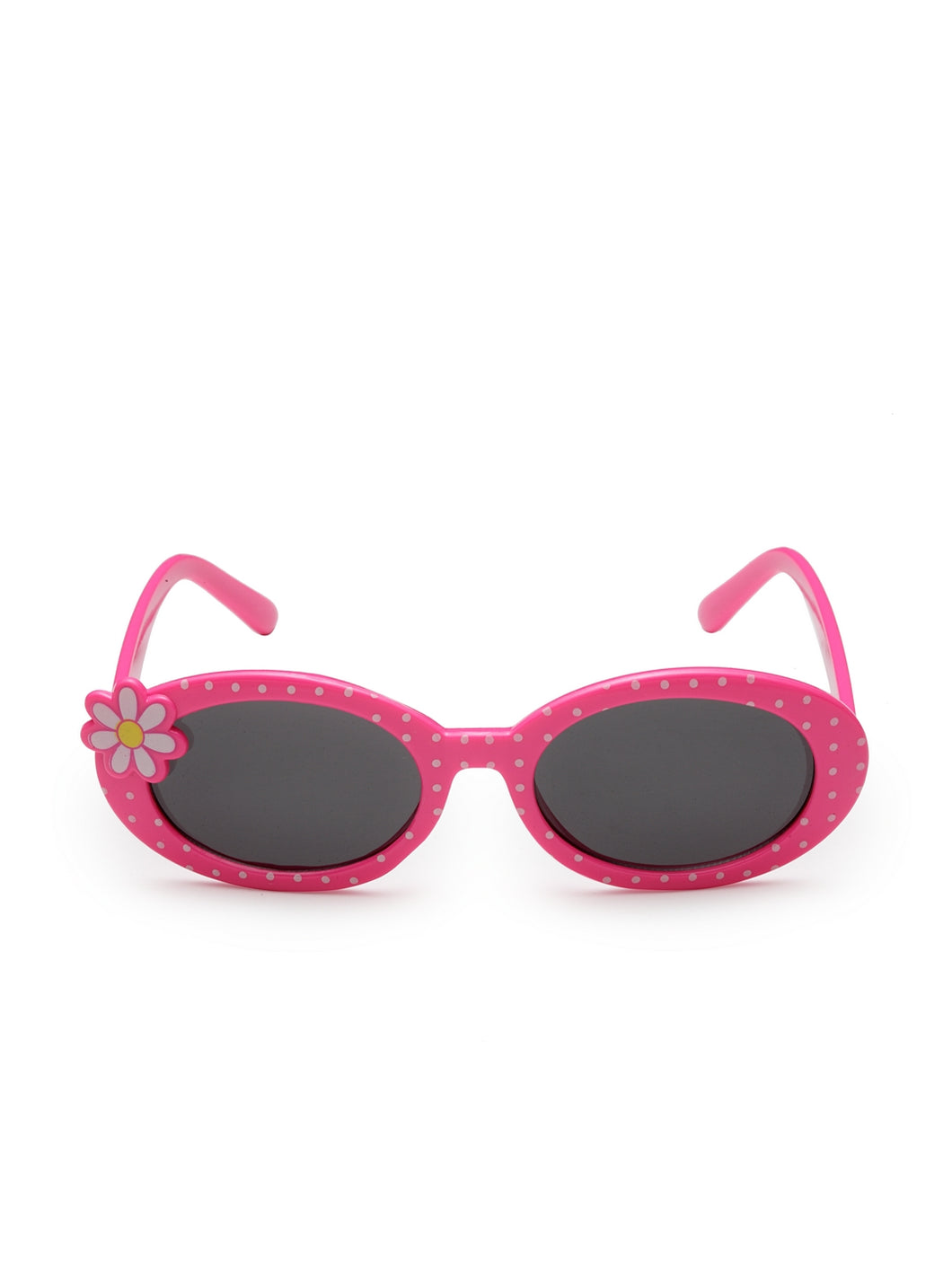 Stol'n Premium Attractive Fashionable UV-Protected Oval Shape Sunglasses - Pink
