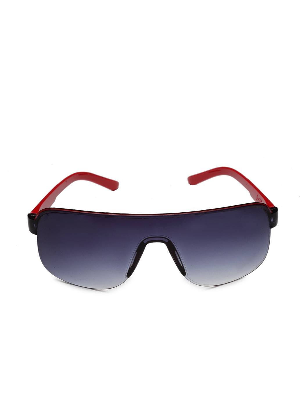 Stol'n Polarized UV-Protected Sports Boy's Sunglasses - Black