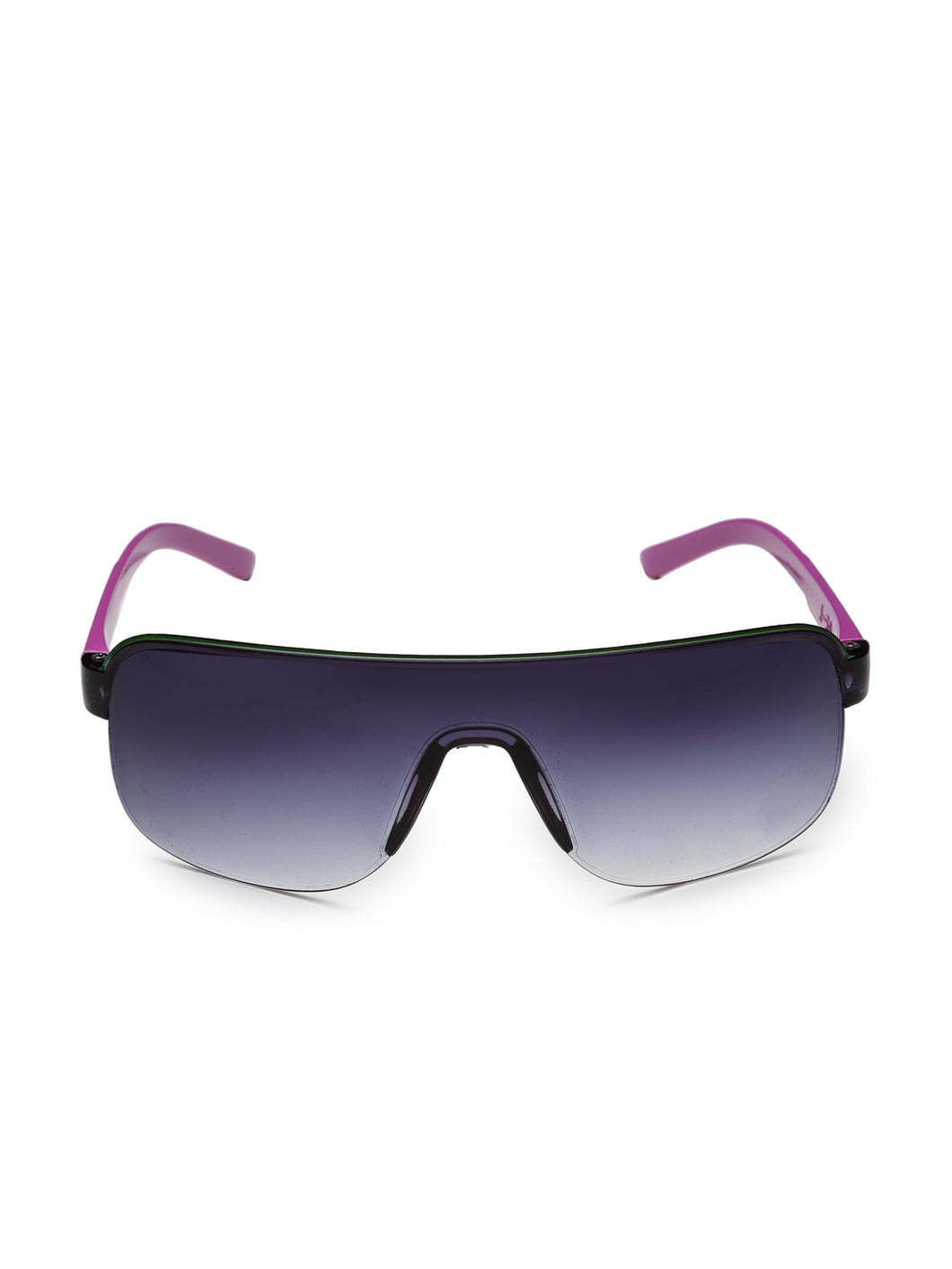 Stol'n Premium Attractive Fashionable UV-Protected Sports Shape Sunglasses - Purple